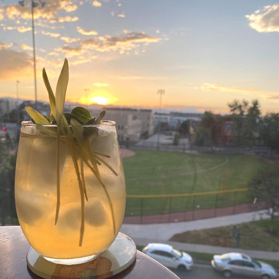 The Infinite Kombucha Cocktail