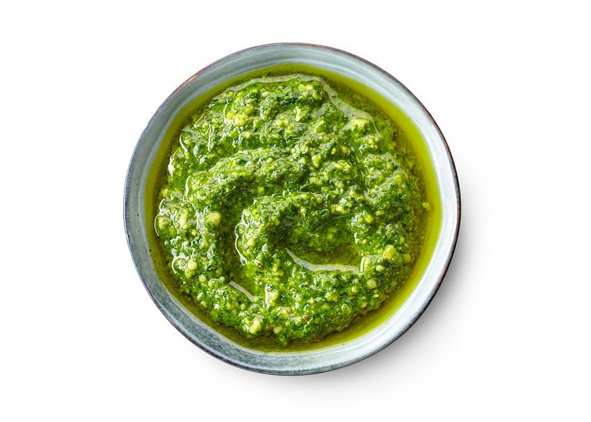 Microgreens Pesto Sauce