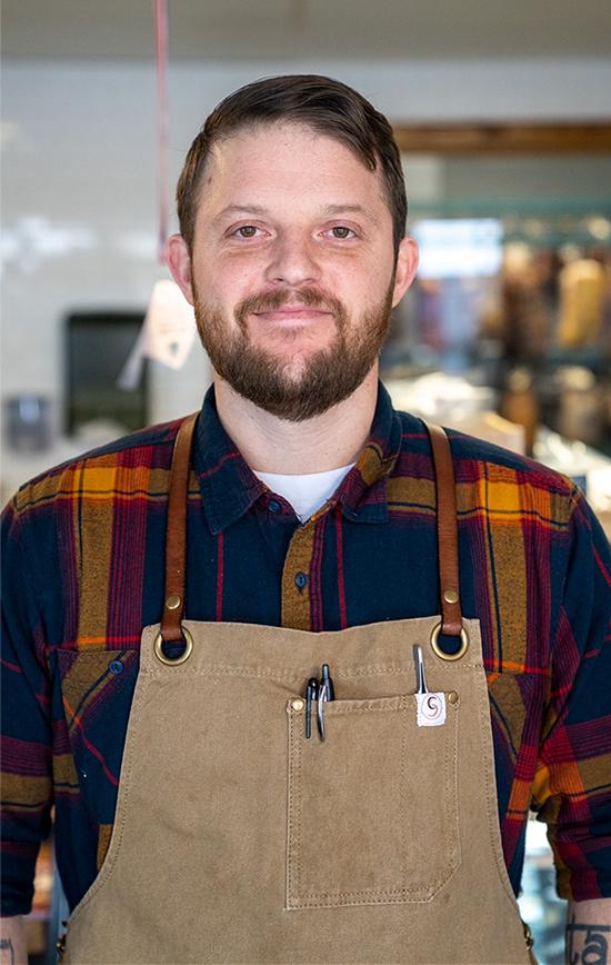 Ian Niedzwiedz, Culinary Director, Il Porcellino Salumi