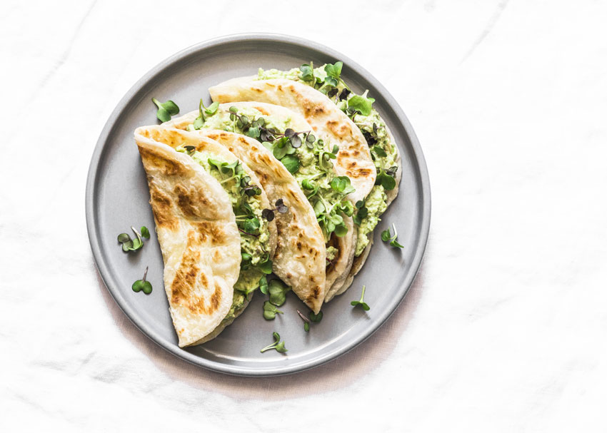 Kohlrabi Microgreens Recipes